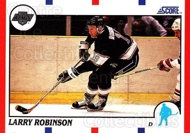1990-91 Score USA #260 Larry Robinson<br/>7 In Stock - $1.00 each - <a href=https://centericecollectibles.foxycart.com/cart?name=1990-91%20Score%20USA%20%23260%20Larry%20Robinson...&quantity_max=7&price=$1.00&code=246634 class=foxycart> Buy it now! </a>