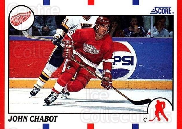 1990-91 Score USA #277 John Chabot<br/>7 In Stock - $1.00 each - <a href=https://centericecollectibles.foxycart.com/cart?name=1990-91%20Score%20USA%20%23277%20John%20Chabot...&quantity_max=7&price=$1.00&code=246651 class=foxycart> Buy it now! </a>