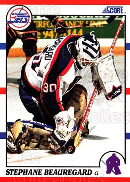 1990-91 Score USA #282 Stephane Beauregard<br/>5 In Stock - $1.00 each - <a href=https://centericecollectibles.foxycart.com/cart?name=1990-91%20Score%20USA%20%23282%20Stephane%20Beaure...&quantity_max=5&price=$1.00&code=246656 class=foxycart> Buy it now! </a>
