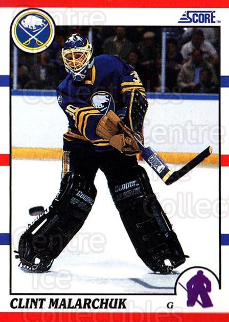 1990-91 Score USA #289 Clint Malarchuk<br/>6 In Stock - $1.00 each - <a href=https://centericecollectibles.foxycart.com/cart?name=1990-91%20Score%20USA%20%23289%20Clint%20Malarchuk...&quantity_max=6&price=$1.00&code=246663 class=foxycart> Buy it now! </a>