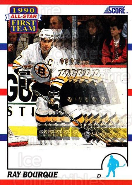 1990-91 Score USA #313 Ray Bourque<br/>5 In Stock - $1.00 each - <a href=https://centericecollectibles.foxycart.com/cart?name=1990-91%20Score%20USA%20%23313%20Ray%20Bourque...&quantity_max=5&price=$1.00&code=246687 class=foxycart> Buy it now! </a>