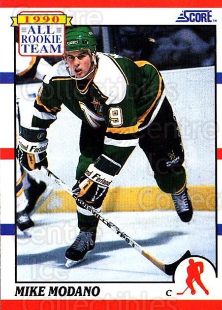 1990-91 Score USA #327 Mike Modano<br/>5 In Stock - $1.00 each - <a href=https://centericecollectibles.foxycart.com/cart?name=1990-91%20Score%20USA%20%23327%20Mike%20Modano...&quantity_max=5&price=$1.00&code=246701 class=foxycart> Buy it now! </a>