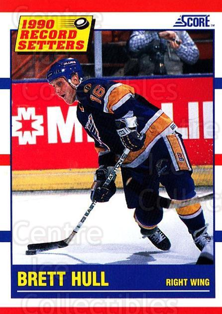 1990-91 Score USA #346 Brett Hull<br/>7 In Stock - $1.00 each - <a href=https://centericecollectibles.foxycart.com/cart?name=1990-91%20Score%20USA%20%23346%20Brett%20Hull...&price=$1.00&code=246720 class=foxycart> Buy it now! </a>