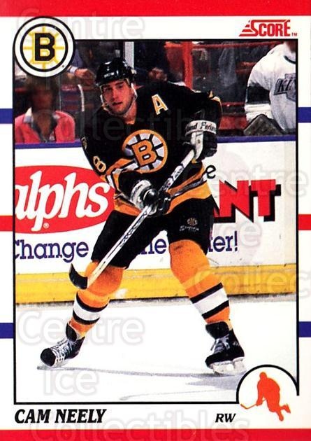 1990-91 Score Canadian #4 Cam Neely<br/>3 In Stock - $1.00 each - <a href=https://centericecollectibles.foxycart.com/cart?name=1990-91%20Score%20Canadian%20%234%20Cam%20Neely...&quantity_max=3&price=$1.00&code=246818 class=foxycart> Buy it now! </a>