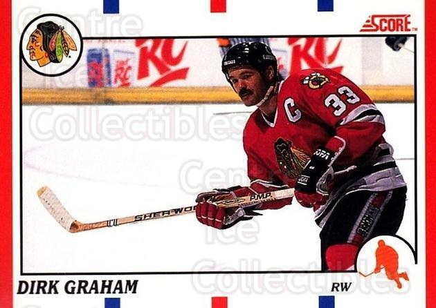 1990-91 Score Canadian #17 Dirk Graham<br/>4 In Stock - $1.00 each - <a href=https://centericecollectibles.foxycart.com/cart?name=1990-91%20Score%20Canadian%20%2317%20Dirk%20Graham...&quantity_max=4&price=$1.00&code=246831 class=foxycart> Buy it now! </a>
