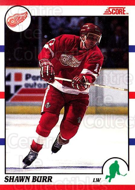 1990-91 Score Canadian #49 Shawn Burr<br/>4 In Stock - $1.00 each - <a href=https://centericecollectibles.foxycart.com/cart?name=1990-91%20Score%20Canadian%20%2349%20Shawn%20Burr...&quantity_max=4&price=$1.00&code=246863 class=foxycart> Buy it now! </a>