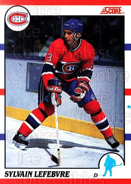 1990-91 Score Canadian #307 Sylvain Lefebvre<br/>5 In Stock - $1.00 each - <a href=https://centericecollectibles.foxycart.com/cart?name=1990-91%20Score%20Canadian%20%23307%20Sylvain%20Lefebvr...&quantity_max=5&price=$1.00&code=247121 class=foxycart> Buy it now! </a>