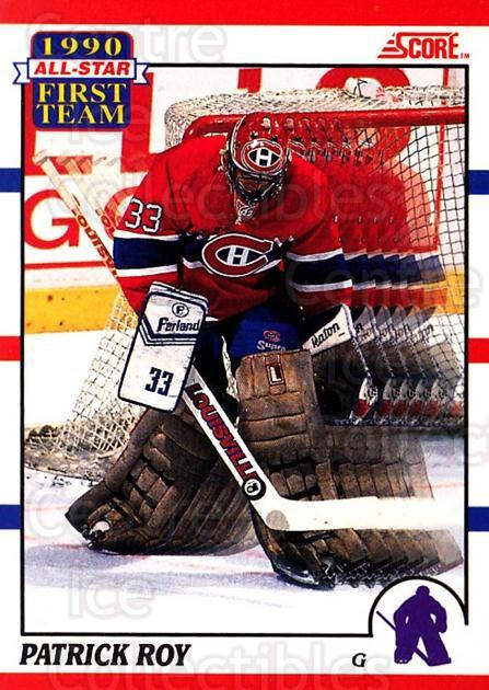 1990-91 Score Canadian #312 Patrick Roy<br/>1 In Stock - $2.00 each - <a href=https://centericecollectibles.foxycart.com/cart?name=1990-91%20Score%20Canadian%20%23312%20Patrick%20Roy...&quantity_max=1&price=$2.00&code=247126 class=foxycart> Buy it now! </a>