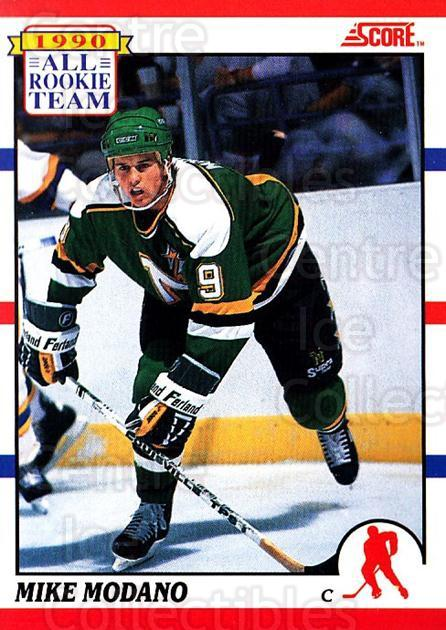 1990-91 Score Canadian #327 Mike Modano<br/>1 In Stock - $1.00 each - <a href=https://centericecollectibles.foxycart.com/cart?name=1990-91%20Score%20Canadian%20%23327%20Mike%20Modano...&quantity_max=1&price=$1.00&code=247141 class=foxycart> Buy it now! </a>