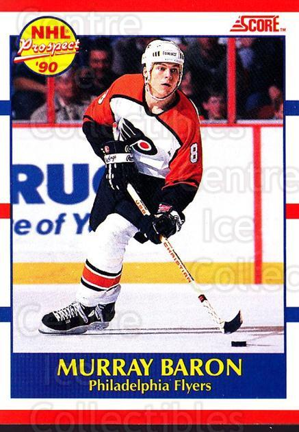 1990-91 Score Canadian #399 Murray Baron<br/>4 In Stock - $1.00 each - <a href=https://centericecollectibles.foxycart.com/cart?name=1990-91%20Score%20Canadian%20%23399%20Murray%20Baron...&quantity_max=4&price=$1.00&code=247213 class=foxycart> Buy it now! </a>