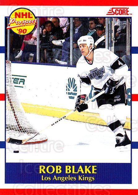 1990-91 Score Canadian #421 Rob Blake<br/>3 In Stock - $1.00 each - <a href=https://centericecollectibles.foxycart.com/cart?name=1990-91%20Score%20Canadian%20%23421%20Rob%20Blake...&quantity_max=3&price=$1.00&code=247235 class=foxycart> Buy it now! </a>