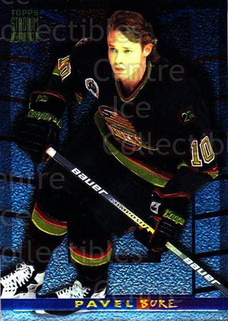 1994-95 Stadium Club Finest Inserts #5 Pavel Bure<br/>3 In Stock - $3.00 each - <a href=https://centericecollectibles.foxycart.com/cart?name=1994-95%20Stadium%20Club%20Finest%20Inserts%20%235%20Pavel%20Bure...&quantity_max=3&price=$3.00&code=247269 class=foxycart> Buy it now! </a>