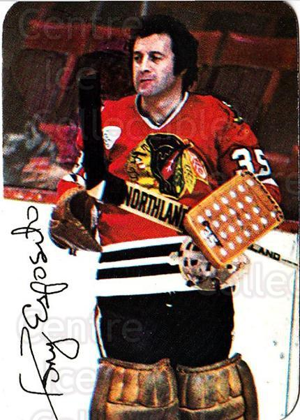 1976-77 Topps Glossy Inserts #3 Tony Esposito<br/>1 In Stock - $2.00 each - <a href=https://centericecollectibles.foxycart.com/cart?name=1976-77%20Topps%20Glossy%20Inserts%20%233%20Tony%20Esposito...&price=$2.00&code=247277 class=foxycart> Buy it now! </a>