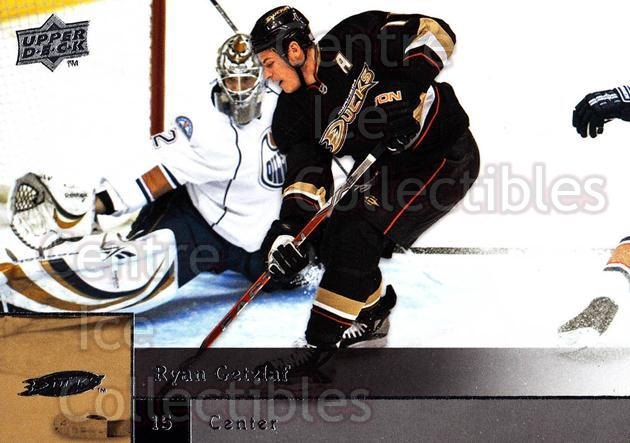 2009-10 Upper Deck #148 Ryan Getzlaf<br/>7 In Stock - $1.00 each - <a href=https://centericecollectibles.foxycart.com/cart?name=2009-10%20Upper%20Deck%20%23148%20Ryan%20Getzlaf...&quantity_max=7&price=$1.00&code=247478 class=foxycart> Buy it now! </a>