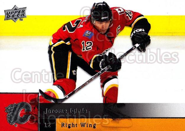 2009-10 Upper Deck #172 Jarome Iginla<br/>5 In Stock - $1.00 each - <a href=https://centericecollectibles.foxycart.com/cart?name=2009-10%20Upper%20Deck%20%23172%20Jarome%20Iginla...&quantity_max=5&price=$1.00&code=247502 class=foxycart> Buy it now! </a>