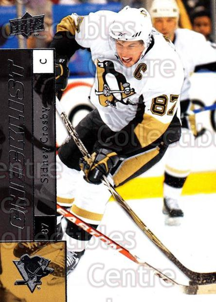 2009-10 Upper Deck #200 Sidney Crosby, Checklist<br/>6 In Stock - $2.00 each - <a href=https://centericecollectibles.foxycart.com/cart?name=2009-10%20Upper%20Deck%20%23200%20Sidney%20Crosby,%20...&price=$2.00&code=247530 class=foxycart> Buy it now! </a>
