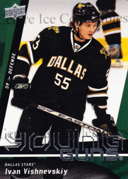 2009-10 Upper Deck #222 Ivan Vishnevsky<br/>6 In Stock - $5.00 each - <a href=https://centericecollectibles.foxycart.com/cart?name=2009-10%20Upper%20Deck%20%23222%20Ivan%20Vishnevsky...&quantity_max=6&price=$5.00&code=247552 class=foxycart> Buy it now! </a>