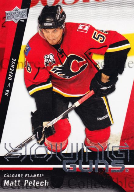 2009-10 Upper Deck #245 Matt Pelech<br/>5 In Stock - $5.00 each - <a href=https://centericecollectibles.foxycart.com/cart?name=2009-10%20Upper%20Deck%20%23245%20Matt%20Pelech...&quantity_max=5&price=$5.00&code=247575 class=foxycart> Buy it now! </a>