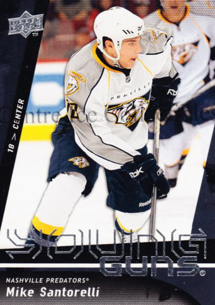 2009-10 Upper Deck #248 Mike Santorelli<br/>6 In Stock - $5.00 each - <a href=https://centericecollectibles.foxycart.com/cart?name=2009-10%20Upper%20Deck%20%23248%20Mike%20Santorelli...&quantity_max=6&price=$5.00&code=247578 class=foxycart> Buy it now! </a>