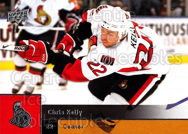 2009-10 Upper Deck #273 Chris Kelly<br/>15 In Stock - $1.00 each - <a href=https://centericecollectibles.foxycart.com/cart?name=2009-10%20Upper%20Deck%20%23273%20Chris%20Kelly...&quantity_max=15&price=$1.00&code=247603 class=foxycart> Buy it now! </a>
