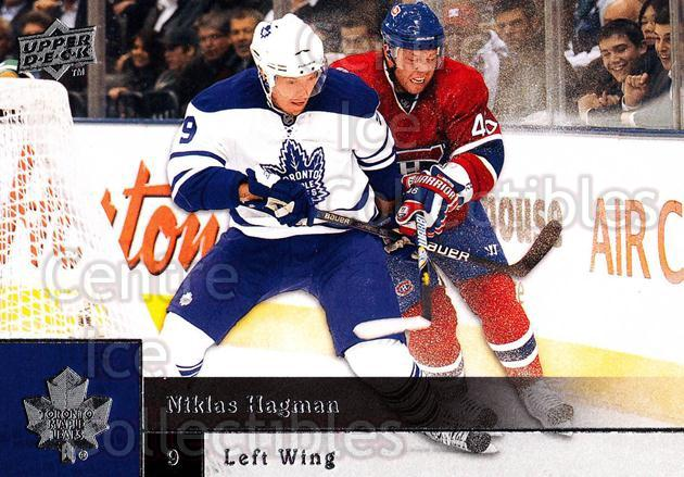 2009-10 Upper Deck #284 Niklas Hagman<br/>12 In Stock - $1.00 each - <a href=https://centericecollectibles.foxycart.com/cart?name=2009-10%20Upper%20Deck%20%23284%20Niklas%20Hagman...&quantity_max=12&price=$1.00&code=247614 class=foxycart> Buy it now! </a>