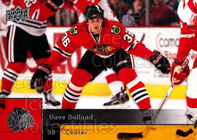 2009-10 Upper Deck #359 David Bolland<br/>13 In Stock - $1.00 each - <a href=https://centericecollectibles.foxycart.com/cart?name=2009-10%20Upper%20Deck%20%23359%20David%20Bolland...&quantity_max=13&price=$1.00&code=247689 class=foxycart> Buy it now! </a>