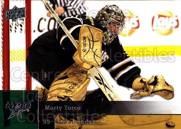 2009-10 Upper Deck #389 Marty Turco<br/>15 In Stock - $1.00 each - <a href=https://centericecollectibles.foxycart.com/cart?name=2009-10%20Upper%20Deck%20%23389%20Marty%20Turco...&quantity_max=15&price=$1.00&code=247719 class=foxycart> Buy it now! </a>