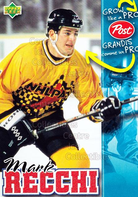 1996-97 Post Cereal Grow Like A Pro #15 Mark Recchi<br/>4 In Stock - $3.00 each - <a href=https://centericecollectibles.foxycart.com/cart?name=1996-97%20Post%20Cereal%20Grow%20Like%20A%20Pro%20%2315%20Mark%20Recchi...&quantity_max=4&price=$3.00&code=248059 class=foxycart> Buy it now! </a>