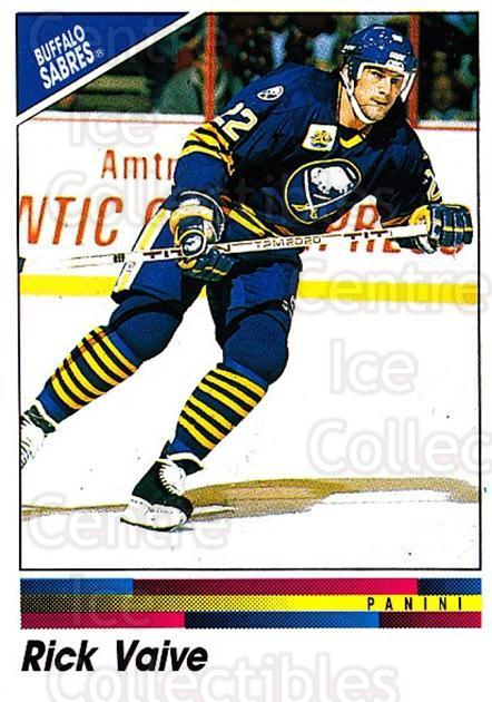 1990-91 Panini Stickers #23 Rick Vaive<br/>9 In Stock - $1.00 each - <a href=https://centericecollectibles.foxycart.com/cart?name=1990-91%20Panini%20Stickers%20%2323%20Rick%20Vaive...&quantity_max=9&price=$1.00&code=248062 class=foxycart> Buy it now! </a>