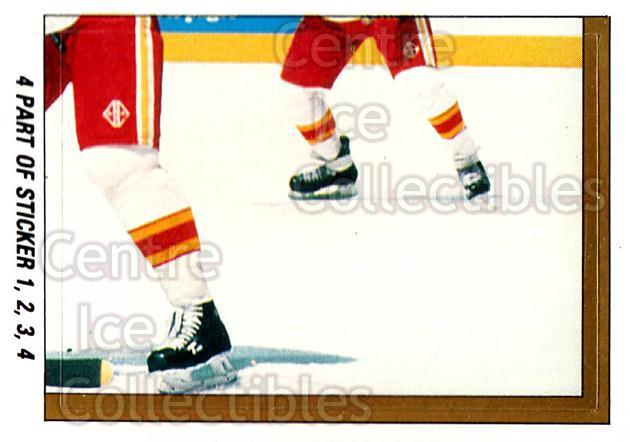 1989-90 O-Pee-Chee Stickers #004-0 Larry Robinson, Lanny McDonald, Jim Peplinski, Bob Joyce<br/>6 In Stock - $2.00 each - <a href=https://centericecollectibles.foxycart.com/cart?name=1989-90%20O-Pee-Chee%20Stickers%20%23004-0%20Larry%20Robinson,...&quantity_max=6&price=$2.00&code=248220 class=foxycart> Buy it now! </a>