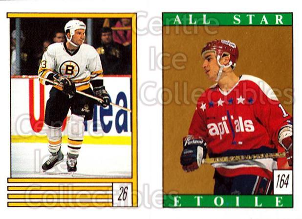 1989-90 O-Pee-Chee Stickers #026-164 Ken Linseman, Geoff Courtnall<br/>11 In Stock - $1.00 each - <a href=https://centericecollectibles.foxycart.com/cart?name=1989-90%20O-Pee-Chee%20Stickers%20%23026-164%20Ken%20Linseman,%20G...&quantity_max=11&price=$1.00&code=248242 class=foxycart> Buy it now! </a>