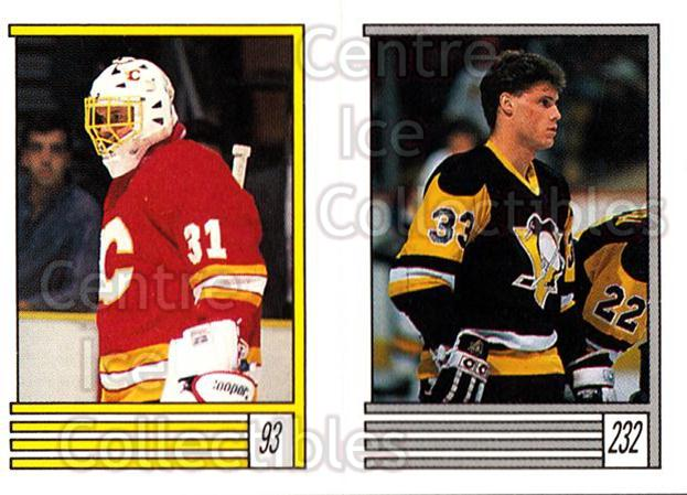 1989-90 O-Pee-Chee Stickers #093-232 Rick Wamsley, Zarley Zalapski<br/>10 In Stock - $1.00 each - <a href=https://centericecollectibles.foxycart.com/cart?name=1989-90%20O-Pee-Chee%20Stickers%20%23093-232%20Rick%20Wamsley,%20Z...&quantity_max=10&price=$1.00&code=248309 class=foxycart> Buy it now! </a>