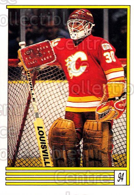 1989-90 O-Pee-Chee Stickers #094-0 Mike Vernon<br/>8 In Stock - $1.00 each - <a href=https://centericecollectibles.foxycart.com/cart?name=1989-90%20O-Pee-Chee%20Stickers%20%23094-0%20Mike%20Vernon...&quantity_max=8&price=$1.00&code=248310 class=foxycart> Buy it now! </a>