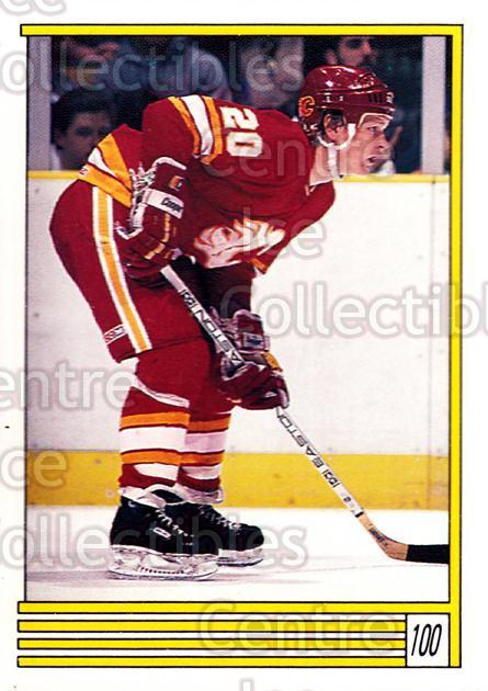 1989-90 O-Pee-Chee Stickers #100-0 Gary Suter<br/>9 In Stock - $1.00 each - <a href=https://centericecollectibles.foxycart.com/cart?name=1989-90%20O-Pee-Chee%20Stickers%20%23100-0%20Gary%20Suter...&quantity_max=9&price=$1.00&code=248316 class=foxycart> Buy it now! </a>