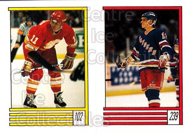 1989-90 O-Pee-Chee Stickers #102-239 Colin Patterson, Carey Wilson, Daniel Marois<br/>11 In Stock - $1.00 each - <a href=https://centericecollectibles.foxycart.com/cart?name=1989-90%20O-Pee-Chee%20Stickers%20%23102-239%20Colin%20Patterson...&quantity_max=11&price=$1.00&code=248318 class=foxycart> Buy it now! </a>