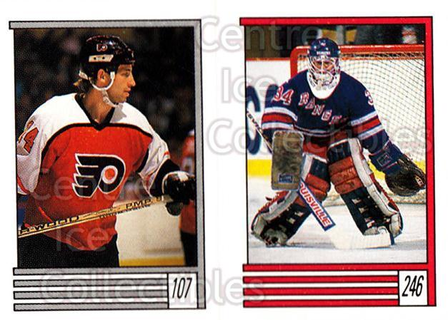 1989-90 O-Pee-Chee Stickers #107-246 Ron Sutter, John Vanbiesbrouck, Geoff Courtnall<br/>10 In Stock - $1.00 each - <a href=https://centericecollectibles.foxycart.com/cart?name=1989-90%20O-Pee-Chee%20Stickers%20%23107-246%20Ron%20Sutter,%20Joh...&quantity_max=10&price=$1.00&code=248323 class=foxycart> Buy it now! </a>