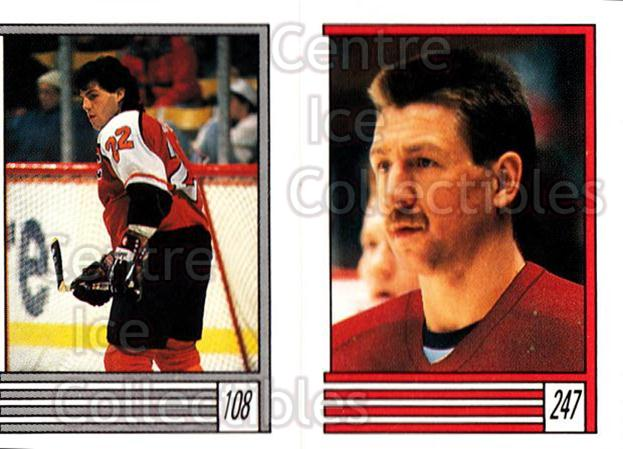 1989-90 O-Pee-Chee Stickers #108-247 Rick Tocchet, Bernie Federko<br/>12 In Stock - $1.00 each - <a href=https://centericecollectibles.foxycart.com/cart?name=1989-90%20O-Pee-Chee%20Stickers%20%23108-247%20Rick%20Tocchet,%20B...&quantity_max=12&price=$1.00&code=248324 class=foxycart> Buy it now! </a>