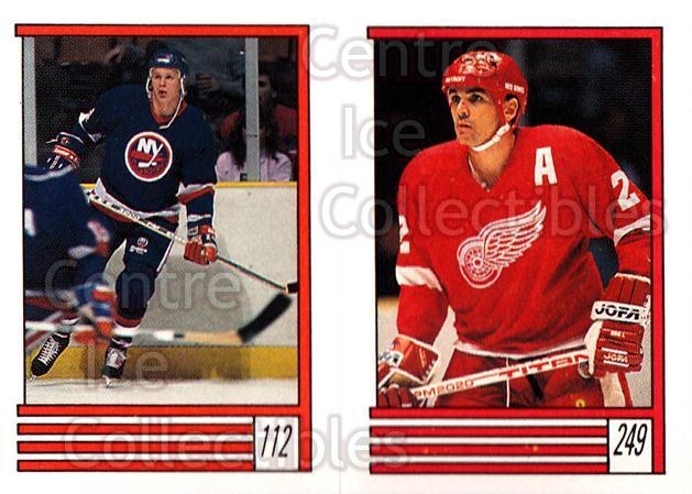 1989-90 O-Pee-Chee Stickers #112-249 Mikko Makela, Mike O'Connell, Trevor Linden<br/>6 In Stock - $1.00 each - <a href=https://centericecollectibles.foxycart.com/cart?name=1989-90%20O-Pee-Chee%20Stickers%20%23112-249%20Mikko%20Makela,%20M...&quantity_max=6&price=$1.00&code=248328 class=foxycart> Buy it now! </a>