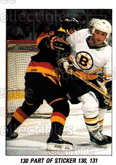 1989-90 O-Pee-Chee Stickers #130-0 Kirk McLean, Boston Bruins<br/>7 In Stock - $1.00 each - <a href=https://centericecollectibles.foxycart.com/cart?name=1989-90%20O-Pee-Chee%20Stickers%20%23130-0%20Kirk%20McLean,%20Bo...&quantity_max=7&price=$1.00&code=248346 class=foxycart> Buy it now! </a>