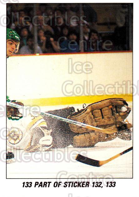 1989-90 O-Pee-Chee Stickers #133-0 Andy Moog, Brian Lawton<br/>7 In Stock - $1.00 each - <a href=https://centericecollectibles.foxycart.com/cart?name=1989-90%20O-Pee-Chee%20Stickers%20%23133-0%20Andy%20Moog,%20Bria...&quantity_max=7&price=$1.00&code=248349 class=foxycart> Buy it now! </a>