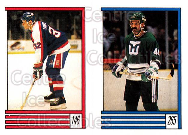 1989-90 O-Pee-Chee Stickers #146-265 Peter Taglianetti, Dave Babych, Vincent Riendeau<br/>8 In Stock - $1.00 each - <a href=https://centericecollectibles.foxycart.com/cart?name=1989-90%20O-Pee-Chee%20Stickers%20%23146-265%20Peter%20Taglianet...&quantity_max=8&price=$1.00&code=248361 class=foxycart> Buy it now! </a>