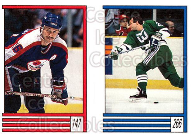 1989-90 O-Pee-Chee Stickers #147-266 Laurie Boschman, Paul MacDermid<br/>10 In Stock - $1.00 each - <a href=https://centericecollectibles.foxycart.com/cart?name=1989-90%20O-Pee-Chee%20Stickers%20%23147-266%20Laurie%20Boschman...&quantity_max=10&price=$1.00&code=248362 class=foxycart> Buy it now! </a>
