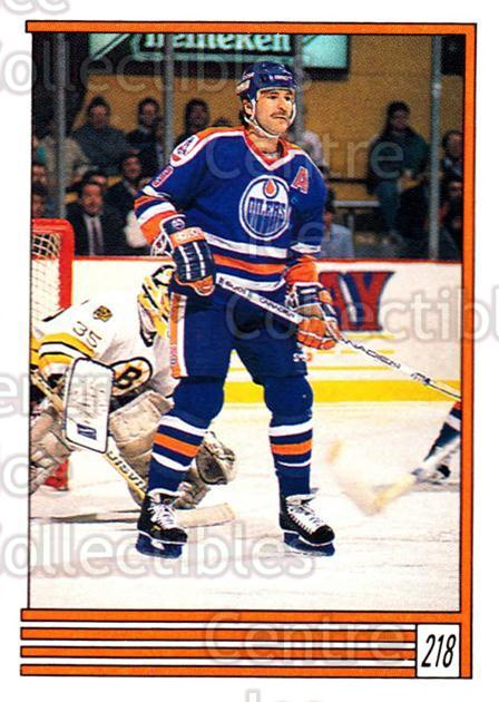 1989-90 O-Pee-Chee Stickers #218-0 Glenn Anderson<br/>8 In Stock - $1.00 each - <a href=https://centericecollectibles.foxycart.com/cart?name=1989-90%20O-Pee-Chee%20Stickers%20%23218-0%20Glenn%20Anderson...&quantity_max=8&price=$1.00&code=248383 class=foxycart> Buy it now! </a>
