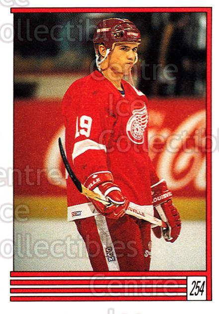 1989-90 O-Pee-Chee Stickers #254-0 Steve Yzerman<br/>9 In Stock - $2.00 each - <a href=https://centericecollectibles.foxycart.com/cart?name=1989-90%20O-Pee-Chee%20Stickers%20%23254-0%20Steve%20Yzerman...&price=$2.00&code=248393 class=foxycart> Buy it now! </a>