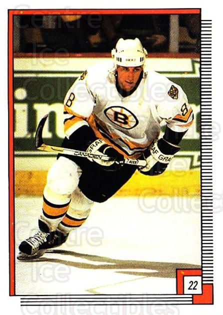 1988-89 O-pee-chee Stickers #022-0 Cam Neely<br/>7 In Stock - $2.00 each - <a href=https://centericecollectibles.foxycart.com/cart?name=1988-89%20O-pee-chee%20Stickers%20%23022-0%20Cam%20Neely...&quantity_max=7&price=$2.00&code=248524 class=foxycart> Buy it now! </a>