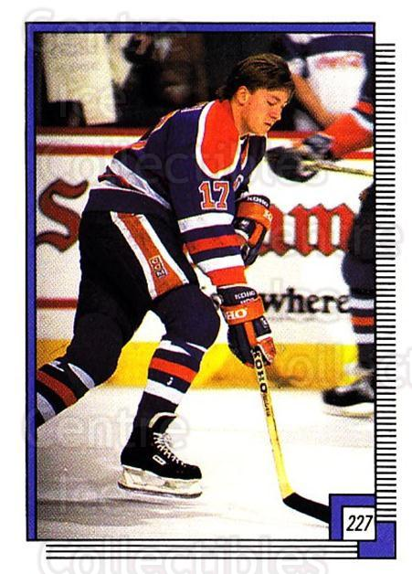 1988-89 O-pee-chee Stickers #227-0 Jari Kurri<br/>5 In Stock - $2.00 each - <a href=https://centericecollectibles.foxycart.com/cart?name=1988-89%20O-pee-chee%20Stickers%20%23227-0%20Jari%20Kurri...&quantity_max=5&price=$2.00&code=248671 class=foxycart> Buy it now! </a>