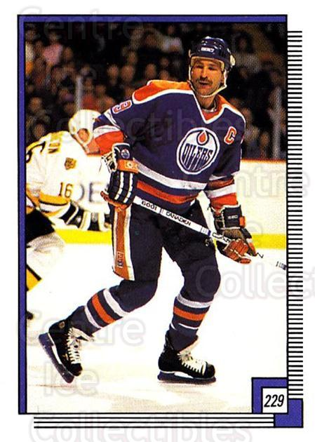 1988-89 O-pee-chee Stickers #229-0 Glenn Anderson<br/>8 In Stock - $2.00 each - <a href=https://centericecollectibles.foxycart.com/cart?name=1988-89%20O-pee-chee%20Stickers%20%23229-0%20Glenn%20Anderson...&quantity_max=8&price=$2.00&code=248673 class=foxycart> Buy it now! </a>