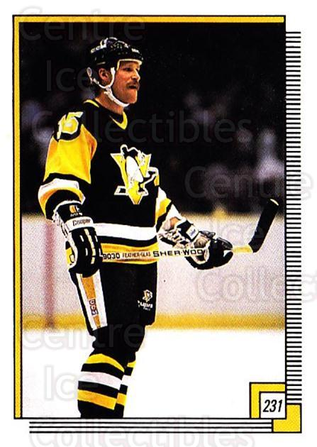 1988-89 O-pee-chee Stickers #231-0 Randy Cunneyworth<br/>7 In Stock - $2.00 each - <a href=https://centericecollectibles.foxycart.com/cart?name=1988-89%20O-pee-chee%20Stickers%20%23231-0%20Randy%20Cunneywor...&quantity_max=7&price=$2.00&code=248675 class=foxycart> Buy it now! </a>