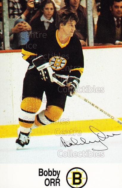 1988-89 Esso #33 Bobby Orr<br/>11 In Stock - $5.00 each - <a href=https://centericecollectibles.foxycart.com/cart?name=1988-89%20Esso%20%2333%20Bobby%20Orr...&quantity_max=11&price=$5.00&code=249092 class=foxycart> Buy it now! </a>