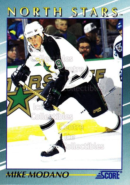 1992-93 Score Young Superstars #40 Mike Modano<br/>3 In Stock - $2.00 each - <a href=https://centericecollectibles.foxycart.com/cart?name=1992-93%20Score%20Young%20Superstars%20%2340%20Mike%20Modano...&quantity_max=3&price=$2.00&code=249109 class=foxycart> Buy it now! </a>